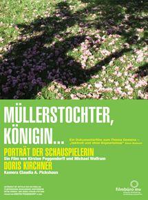 Müllerstochter, Königin... - Porträt der Schauspielerin Doris Kirchner