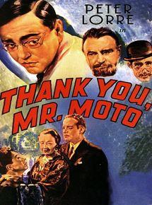 Mr. Moto und der China-Schatz