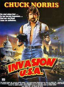 Chuck Norris - Invasion USA