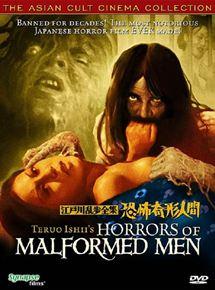 Horror of a Deformed Man