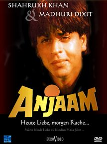 Anjaam - Heute Liebe, morgen Rache
