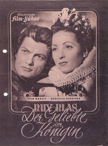 Ruy Blas, der Geliebte der Königin