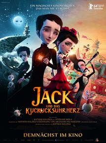 Jack und das Kuckucksuhrherz