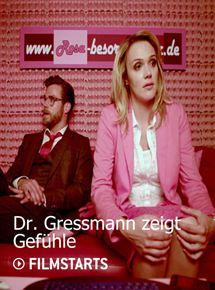 Dr. Gressmann zeigt Gefühle