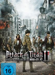 Attack On Titan 2 - End Of The World
