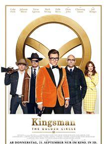Kingsman 2: The Golden Circle VoD