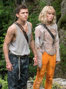 Chaos Walking : The Knife of Never Letting Go