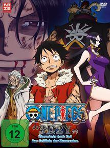 One Piece - TV Special: 3D2Y