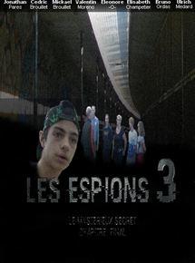 Les Espions 3 Le Mystérieux Secret