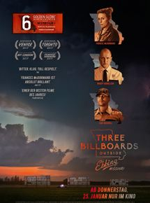 Three Billboards Outside Ebbing, Missouri VoD