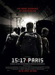 GANZER The 15:17 To Paris STREAM DEUTSCH KOSTENLOS SEHEN(ONLINE) HD