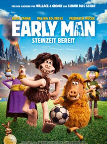 Early man film 2018 filmstarts early man steinzeit bereit ccuart Choice Image