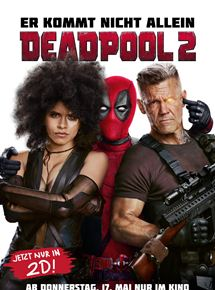 Deadpool 2 VoD