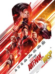 Ant-Man And The Wasp VoD