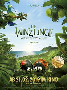 Die Winzlinge - Abenteuer in der Karibik