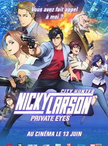 City Hunter: Shinjuku Private Eyes
