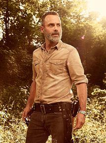 Erster The Walking Dead Film über Rick Grimes