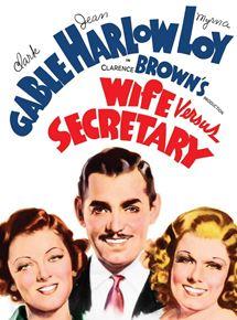 Seine Sekretärin