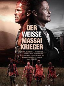 Der weiße Massai Krieger