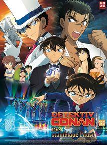 Detektiv Conan - 23. Film: Die stahlblaue Faust