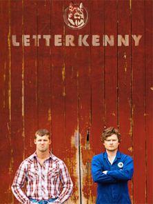 Letterkenny - staffel 8 Trailer OV