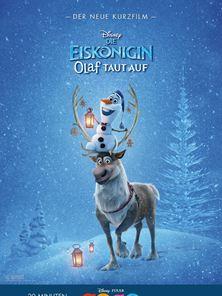 Die Eiskönigin: Olaf taut auf Trailer DF