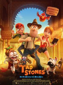 Tad Stones und das Geheimnis von König Midas Trailer DF