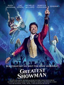 Greatest Showman Trailer DF