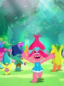 Trolls - Die Party geht weiter! - staffel 3 Trailer OV