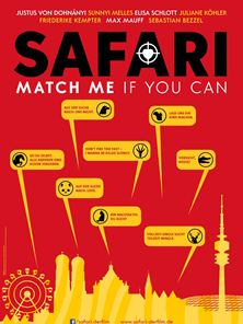 Safari - Match Me If You Can Teaser DF