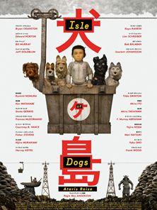 Isle of Dogs - Ataris Reise Trailer DF
