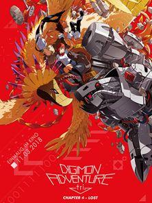 Digimon Adventure Tri. 4: Lost Trailer OmU
