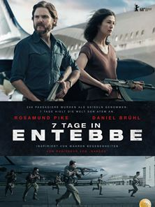 7 Tage in Entebbe Trailer DF