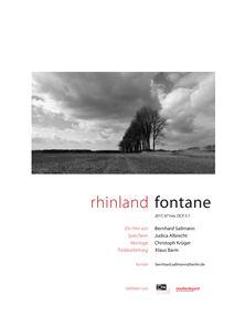 Rhinland. Fontane Trailer DF