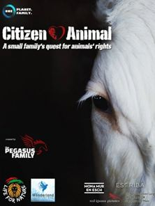 Citizen Animal - A Small Family's Quest for Animal Rights Trailer DF