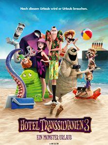 Hotel Transsilvanien 3 - Ein Monster Urlaub Trailer DF