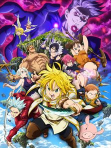 The Seven Deadly Sins: Prisoners of the Sky Trailer OV
