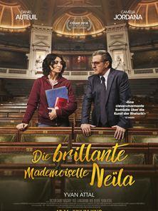 Die brillante Mademoiselle Neïla Trailer DF