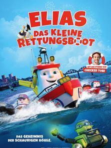 Elias - Das kleine Rettungsboot Trailer DF