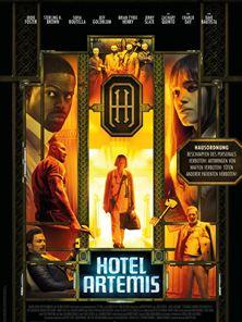 Hotel Artemis Trailer DF