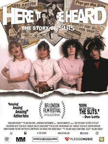 Here to Be Heard: The Story of the Slits Trailer OV