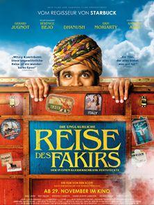 Die unglaubliche Reise des Fakirs, der in einem Kleiderschrank feststeckte Trailer DF
