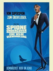 Spione undercover - Eine wilde Verwandlung Trailer OV