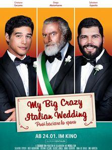 My Big Crazy Italian Wedding Trailer DF
