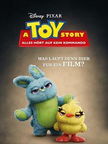 Toy Story 4: Alles hört auf kein Kommando Trailer DF