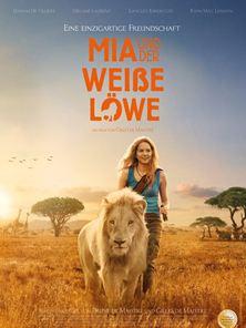 Mia und der weiße Löwe Trailer DF