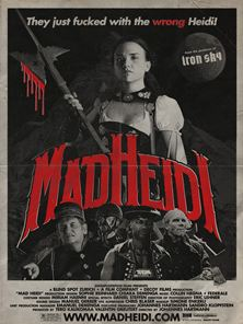 Mad Heidi Trailer OV