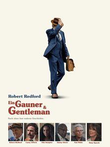 Ein Gauner und Gentleman Trailer DF