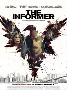 The Informer Trailer OV