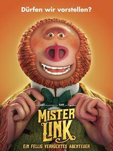 Mister Link - Ein fellig verrücktes Abenteuer Trailer DF